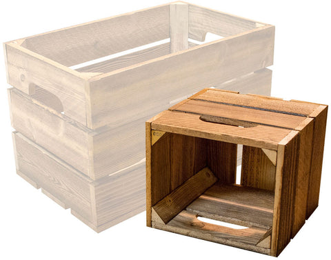 Classic Apple Crate<br>• Miniature