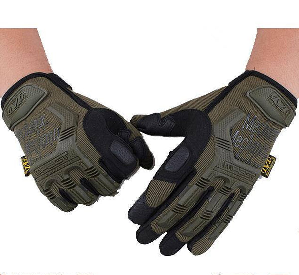 2016 New Mechanix Wear M-Pact Army Military Tactical Gloves Outdoor