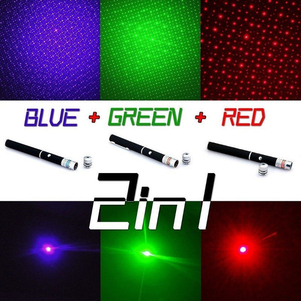 1000MW 532nm Green Light High Power Laser Pointer Kit