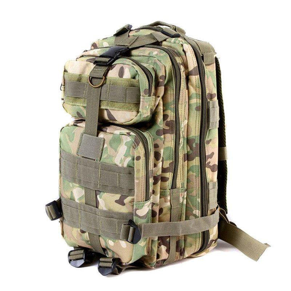 The Ultimate Outdoor Military Tactical Men Backpack