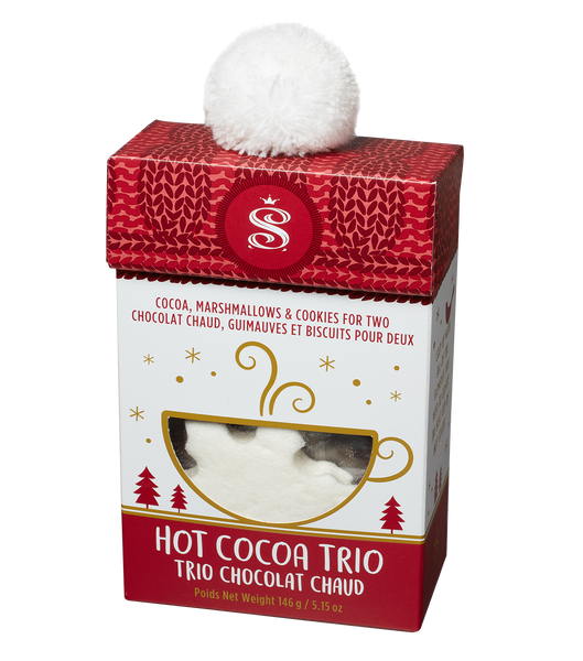 Hot Cocoa Trio Box SOLD OUT