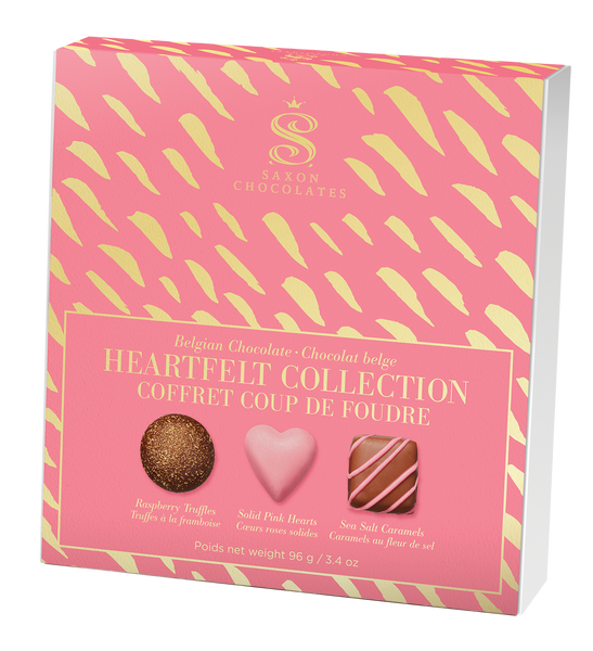 Heartfelt Collection Assortment Box (9 pcs) - SOLD OUT