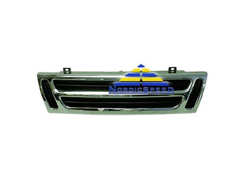 Chrome Grille 9000 OEM Style-9278136A-NordicSpeed