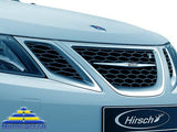 Hirsch Performance 3-Piece Honeycomb Grille Kit-Hirsch-3-NordicSpeed