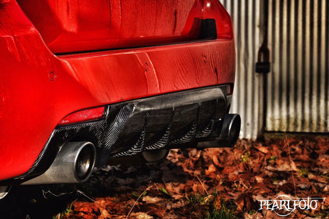 Maptun Performance Carbon Fibre Rear Diffuser-NordicSpeed