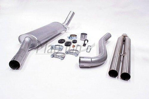 "Maptun Performance Cat Back 2.5"" Exhaust-04-11031-NordicSpeed"
