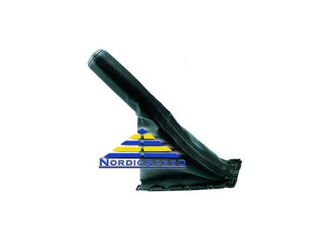 Parking Brake Handle Boot Vinyl OEM SAAB-4816120-NordicSpeed