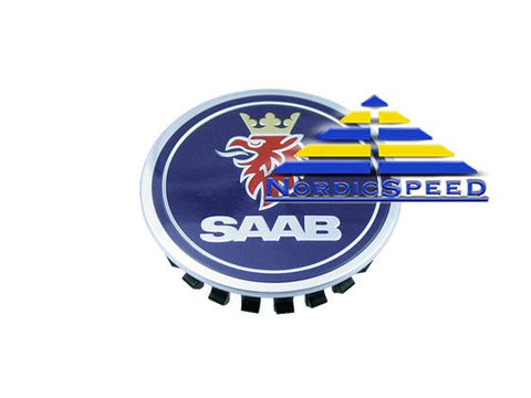 Wheel Center Cap 53mm OEM SAAB-9597488-NordicSpeed