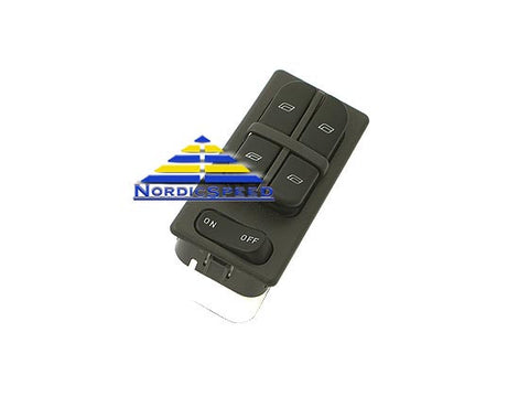 Window Switch Pack Grey OEM SAAB-4616082-NordicSpeed