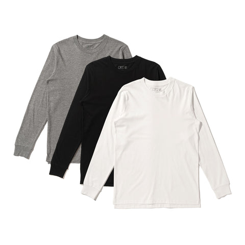 CRSVR ESSENTIAL LONGSLEEVE COMBO