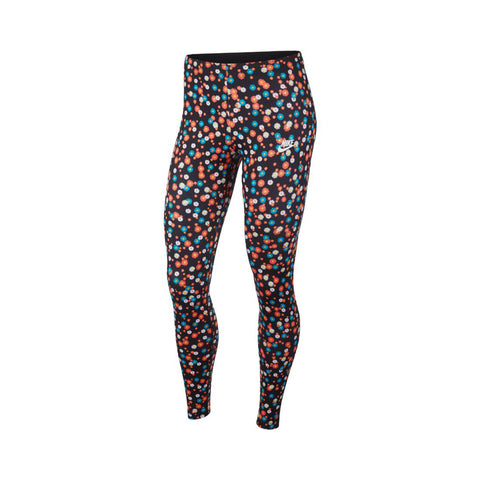 W NIKE SPORTSWEAR FLORAL TIGHT