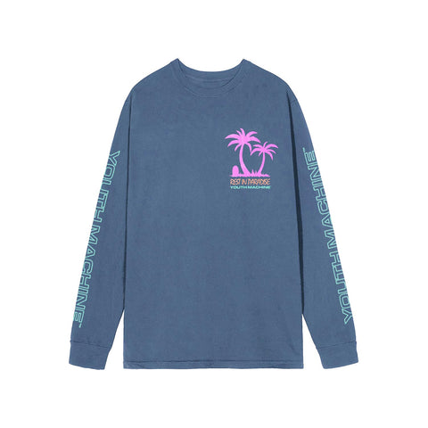 YOUTH MACHINE PARADISE LONGSLEEVE