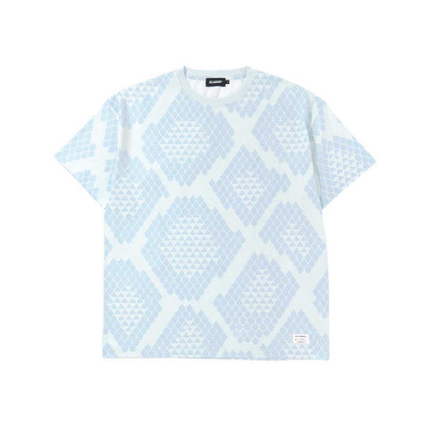 XLARGE S/S REPTILE ALLOVER SHIRT