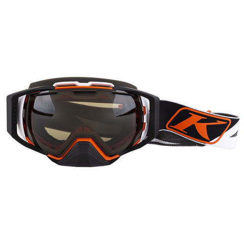 Oculus Goggle Optics Snow Klim Dissent Orange Brown Polarized Comfort