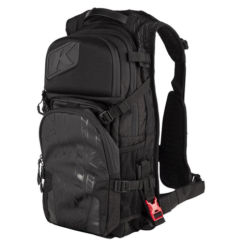 Nac Pak Backpacks Snow Klim Black