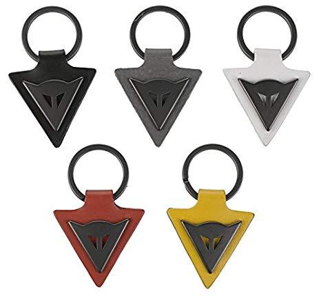 Logo Metal Key Ring Accessories Novelty Dainese