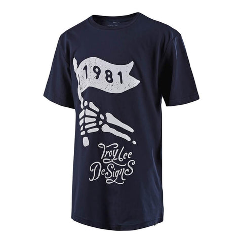 Victory Tee Youth Casual Youth Troy Lee Designs SM Navy