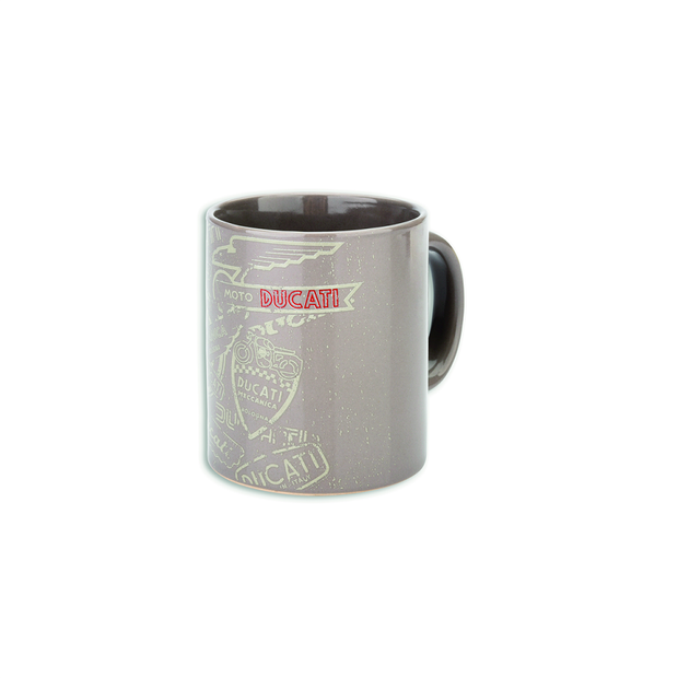 Historical Mug 13 Accessories Novelty Ducati