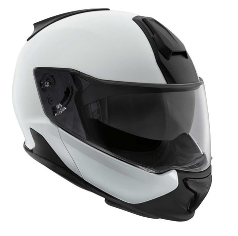 System 7 Carbon Helmets Street BMW 52/53 White