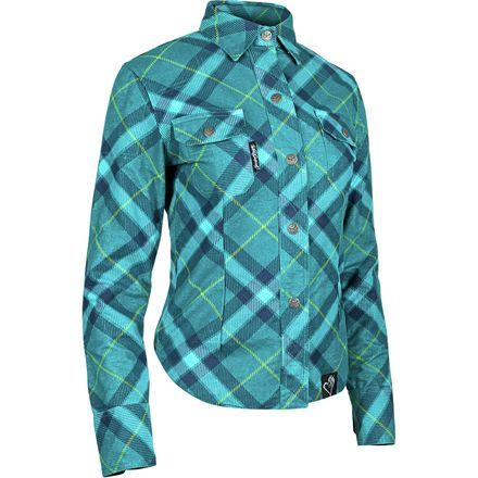 Cross My Heart Women's Jackets Street Speed And Strength XS Teal