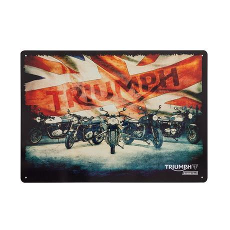 Bike Range Accessories Novelty Triumph