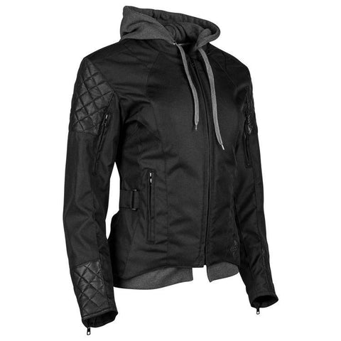 Double Take Textile Women's Jackets Street Speed And Strength