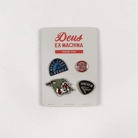 Mix Pin Pack - Riding Gear
