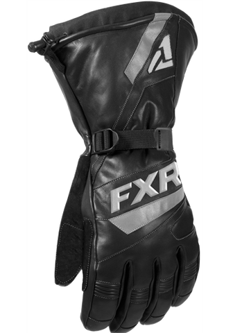 Leather Gauntlet - Riding Gear