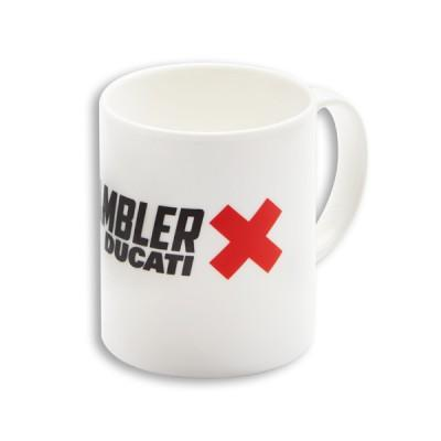 SCR X Mug Accessories Novelty Ducati