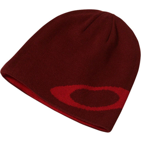 Mainline Beanie Casual Hats Oakley Iron Red