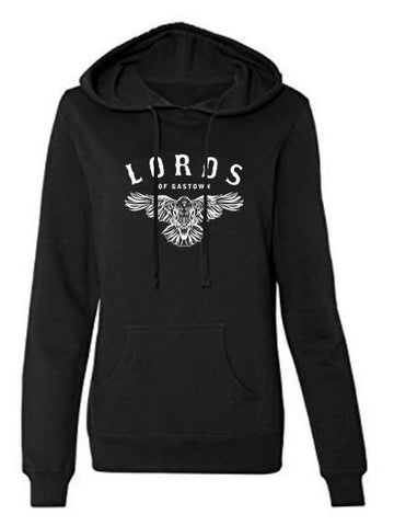 Raven Hoodie Women's Casual Womens Lords Of Gastown