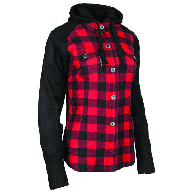 Glorious and Free Women's Jackets Street Joe Rocket XS Red