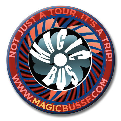 Magic Bus Button