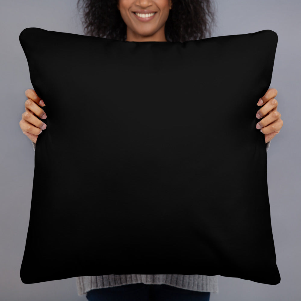 Basic Large Pillow, 6 Feet Apart or 6 Feet Under