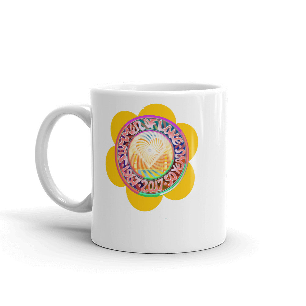 Summer of LOVE 50th Commemorative Mug