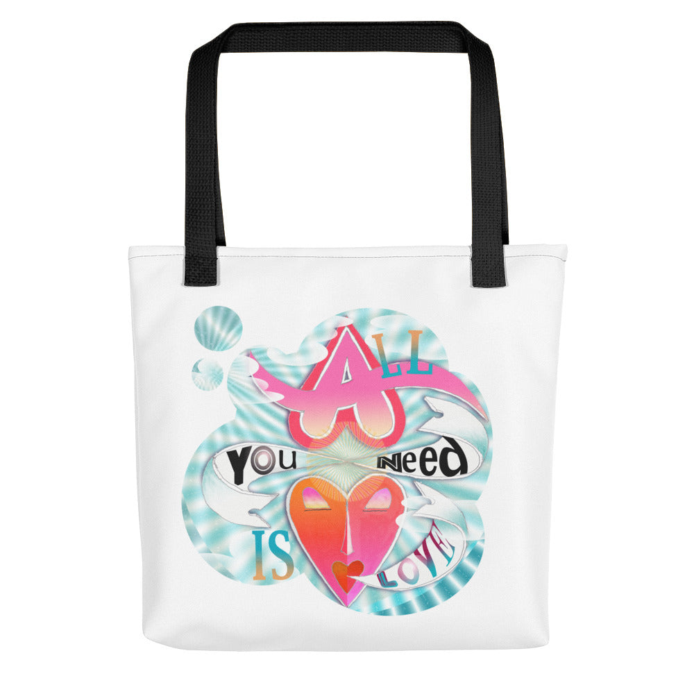 Tote bag, All You Need Is Love