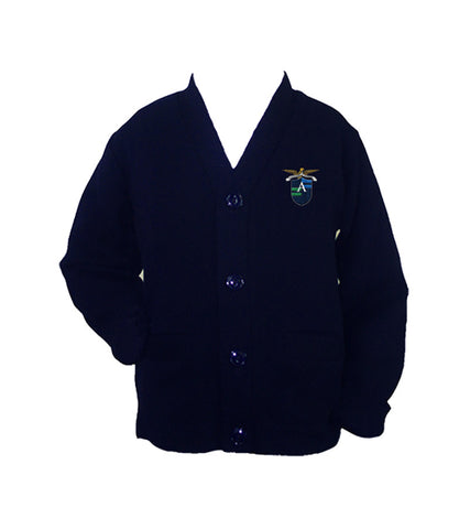 ALEXANDER ACADEMY CARDIGAN, UP TO SIZE 42