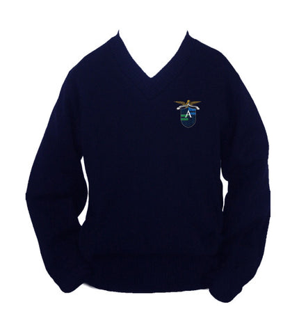 ALEXANDER ACADEMY PULLOVER, UP TO SIZE 42