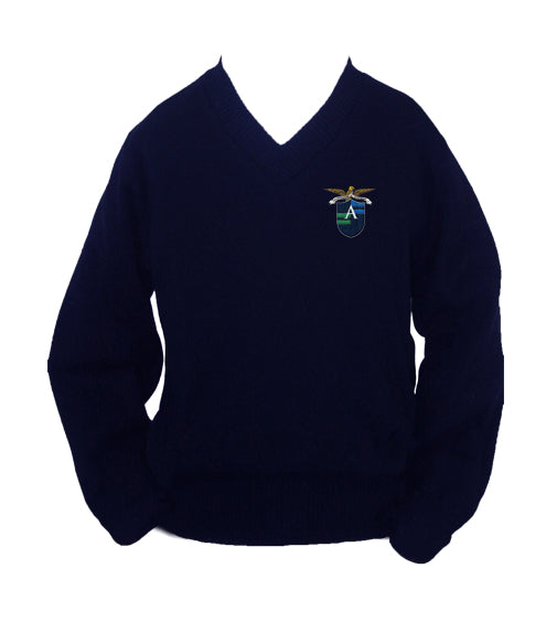 ALEXANDER ACADEMY PULLOVER, SIZE 44 AND UP