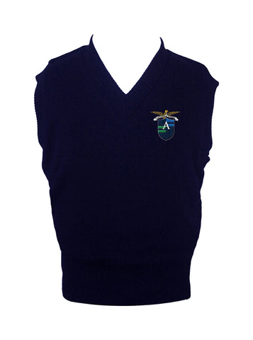 ALEXANDER ACADEMY VEST, SIZE 44 AND UP