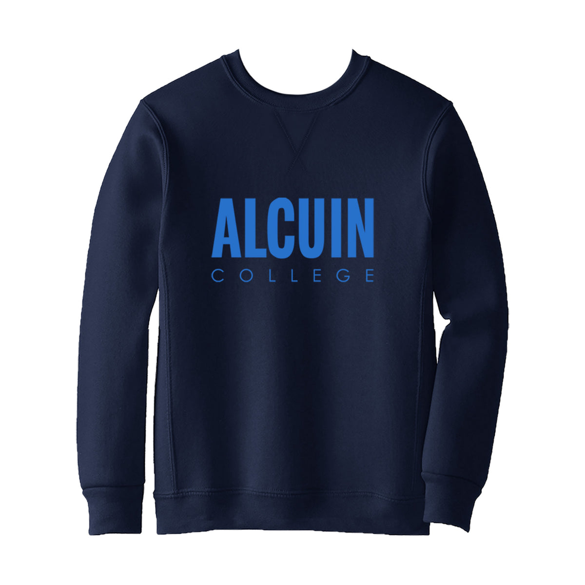 TEST | Alcuin Crew Sweatshirt, Adult