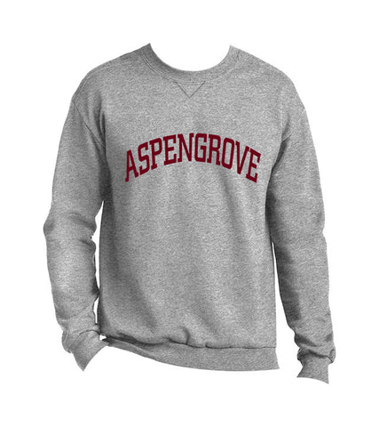 ASPENGROVE CREWNECK SWEATSHIRT, CHILD