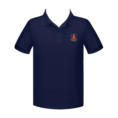ASPENGROVE GOLF SHIRT, UNISEX, SHORT SLEEVE, YOUTH