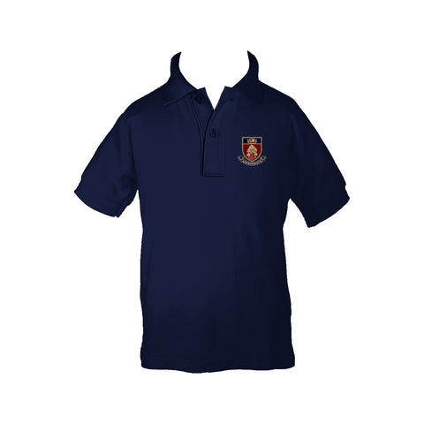 ASPENGROVE GOLF SHIRT, UNISEX, SHORT SLEEVE, CHILD
