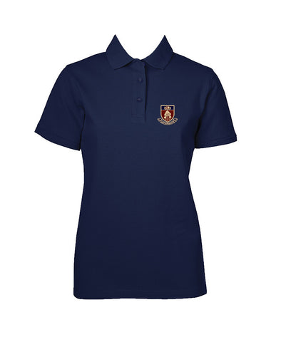 ASPENGROVE GOLF SHIRT, GIRLS, SHORT SLEEVE, YOUTH