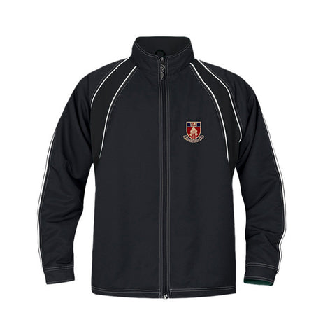 ASPENGROVE TRACK JACKET, TWILL, ADULT