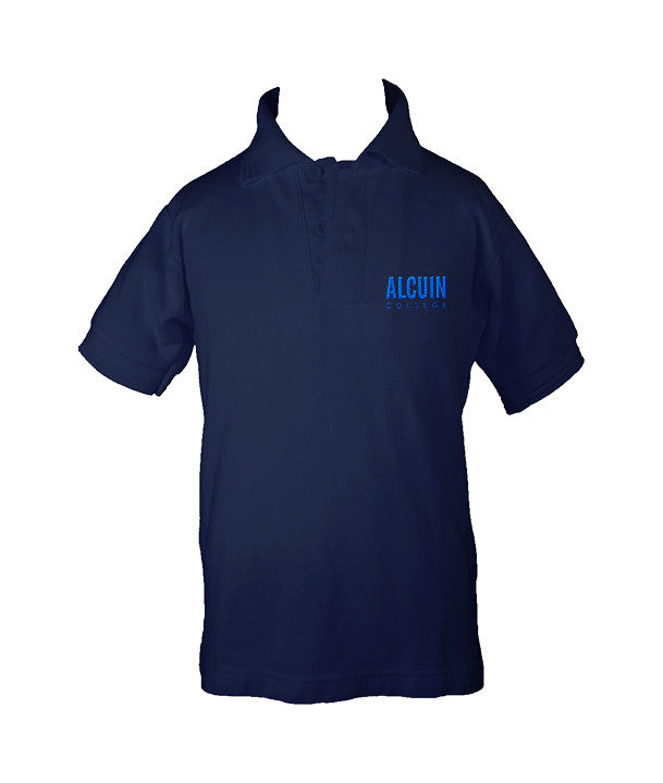 ALCUIN COLLEGE GOLF SHIRT, UNISEX, SHORT SLEEVE, CHILD