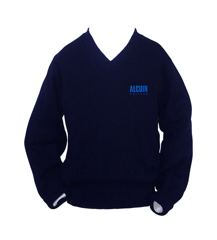 ALCUIN COLLEGE PULLOVER, SIZE 44 AND UP