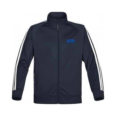 ALCUIN COLLEGE TRACK JACKET, KNIT, ADULT