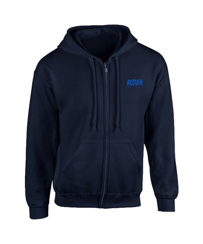 ALCUIN COLLEGE ZIP HOODIE, YOUTH